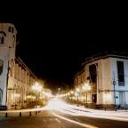 Gemerlap malam kota lama Semarang
